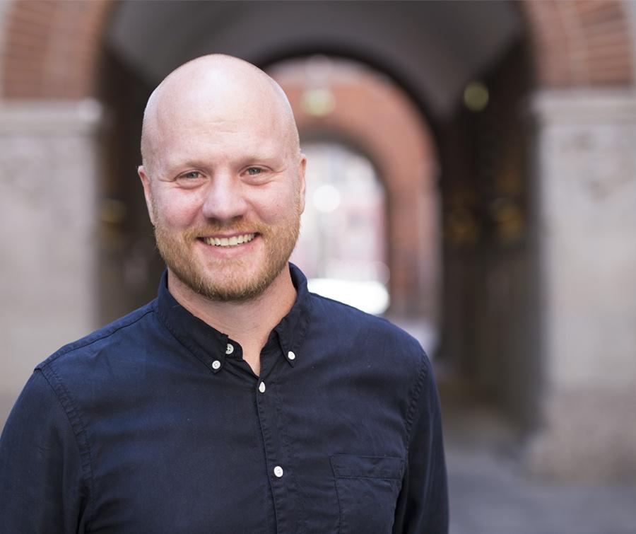 Rasmus Hylleberg - Managing editor of news