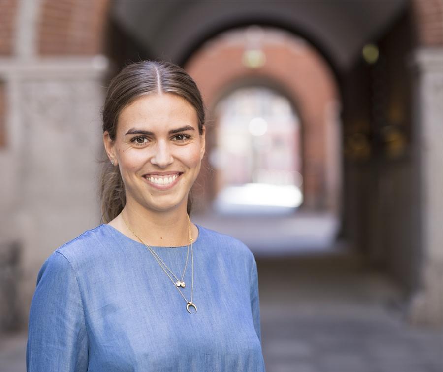 Sarah Cathrine Slott - Studerende